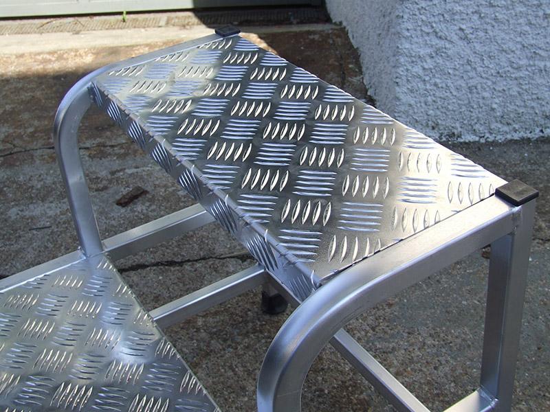 Bianchin scale f27a sgabello industriale ideale per utilizzo